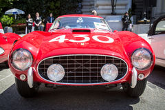 1957 Ferrari 250 GT TdF Stock Photography