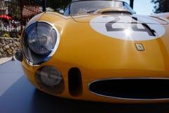 Ferrari 275 GTB Competizione. At Casa Ferrari in Monterey, California royalty free stock photos