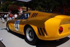 Ferrari 275 GTB Competizione. Ferrari 275 Competizione at Casa Ferrari in Monterey, California royalty free stock photography
