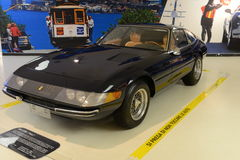 Ferrari 365 GTB Daytona Royalty Free Stock Images