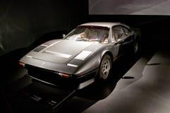 Ferrari 308 GTB på Museo dell'Automobile Nazionale Fotografering för Bildbyråer
