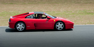 Ferrari 348GTB Royalty Free Stock Photography