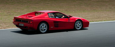 Ferrari 348GTB Stock Photo