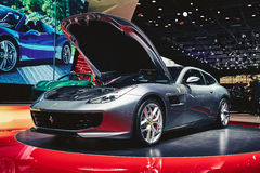 Ferrari 2017 GTC4 Lusso T royaltyfri fotografi