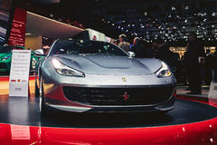 2017 Ferrari GTC4 Lusso T Royalty-vrije Stock Fotografie