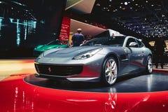 2017 Ferrari GTC4 Lusso T Royalty-vrije Stock Afbeelding