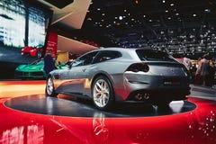 Ferrari 2017 GTC4 Lusso T royaltyfri bild