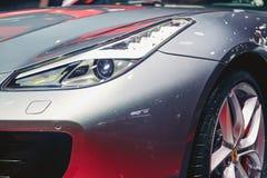 2017 Ferrari GTC4 Lusso T Royalty-vrije Stock Afbeeldingen