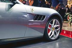 2017 Ferrari GTC4 Lusso T Stock Photos