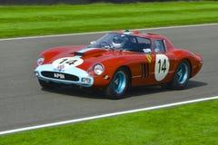 Ferrari 330 GTO obraz royalty free
