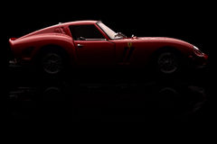 250 Ferrari gto Obrazy Royalty Free