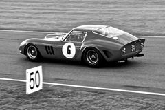 Ferrari 330 GTO Royalty Free Stock Photography