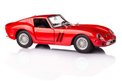 Ferrari 250 GTO Royalty Free Stock Photos