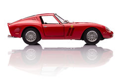 Ferrari 250 GTO Royalty Free Stock Photo