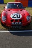 Ferrari 250 GTO w padoku podczas Le Mans klasyka Obrazy Stock