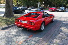 Ferrari 328 GTS Immagine Stock Libera da Diritti