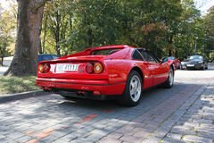 Ferrari 328 GTS Stock Photo