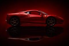 Ferrari 458 Italië Stock Afbeeldingen