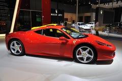 Ferrari 458 italia Arkivfoto