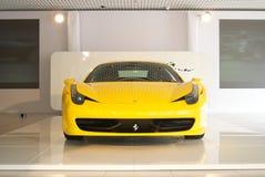 Ferrari 458 ITALIA Royaltyfri Bild