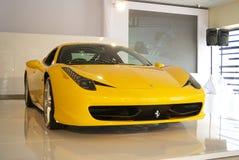 Ferrari 458 ITALIA Stock Image