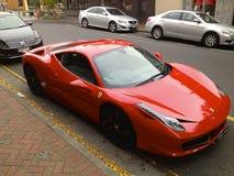 Ferrari Italia f458 Stock Images