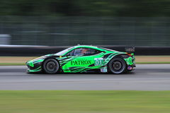 Ferrari Italia GT Stock Photography