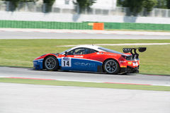 FERRARI 458 ITALIA GT3 RACE CAR Stock Photography