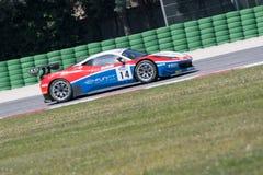 FERRARI 458 ITALIA GT3 RACE CAR Royalty Free Stock Photography
