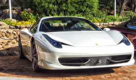 Ferrari 458 Italia Royalty Free Stock Photos