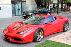 Ferrari 458 Italia Speciale Royalty Free Stock Photo