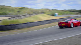 Ferrari 458 Italia sports car Royalty Free Stock Photography