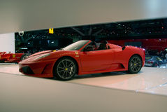 Ferrari,italian dream Stock Photography