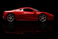 Ferrari 458 Italie Photos libres de droits