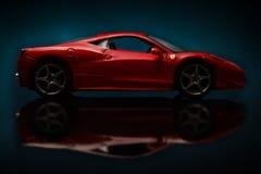 Ferrari 458 Italie Photo stock