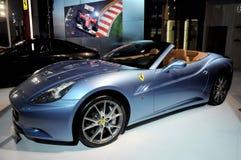 Ferrari Kalifornien Stockfotografie