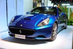 Ferrari Kalifornien Stockbild