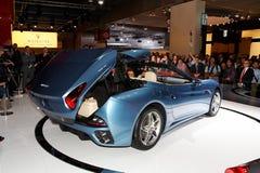 Ferrari Kalifornien Lizenzfreie Stockbilder
