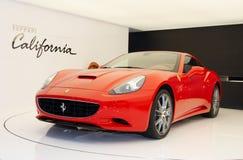 Ferrari Kalifornien Lizenzfreies Stockbild