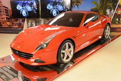Ferrari Kalifornien T Royaltyfri Bild