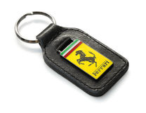 Ferrari key fog Royalty Free Stock Photos