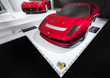 Ferrari Kingdom Royalty Free Stock Image