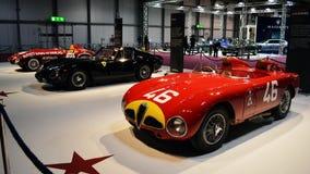 Ferrari kolekcja Zdjęcia Royalty Free