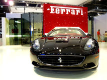 Ferrari la Californie Photos libres de droits