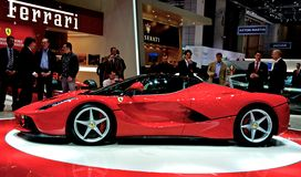 Ferrari LaFerrari 2014 Royalty Free Stock Image