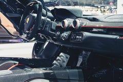 2017 Ferrari LaFerrari Aperta Obrazy Stock