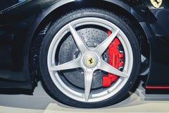 2017 Ferrari LaFerrari Aperta Stock Foto's