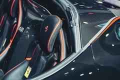 2017 Ferrari LaFerrari Aperta Stock Afbeeldingen