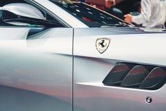 2017 Ferrari LaFerrari Aperta Stock Afbeelding