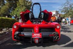 Ferrari Laferrari Stock Photography